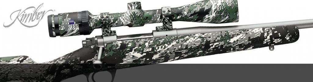 Kimber-Adirondack-Rifles