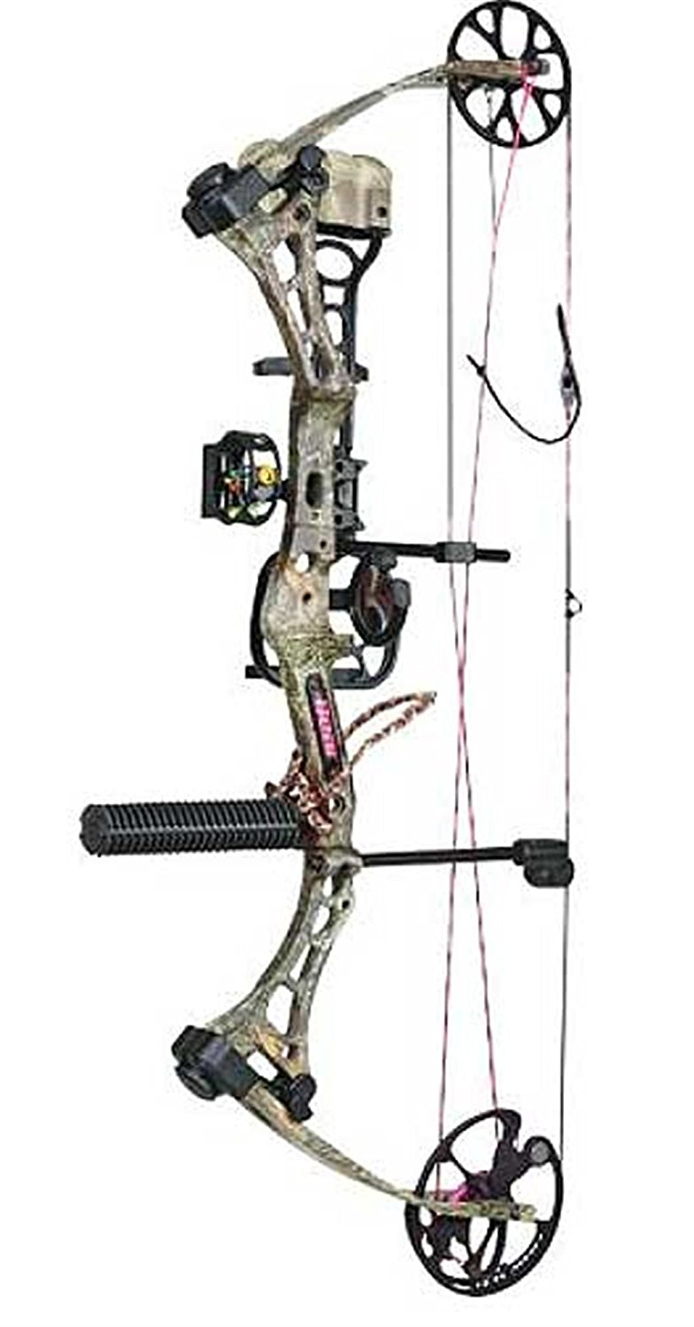 Bear Archery Finesse RTH Bow Package