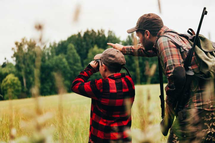 Junior and Adult Hunters