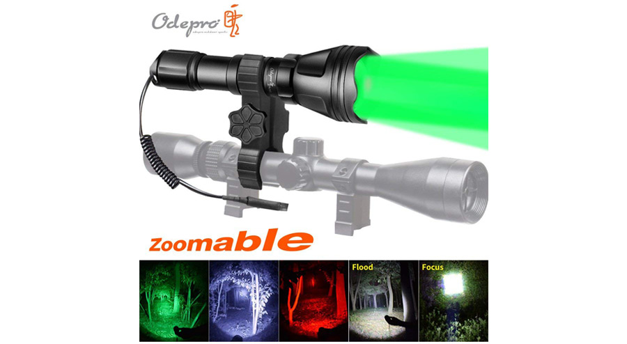 Odepro KL52Plus Hunting Flashlight